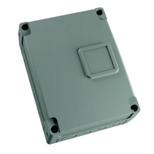 Bīdāmo un veramo vārtu automātikām 24Vdc vadības bloks STARG8 24 ar kasti